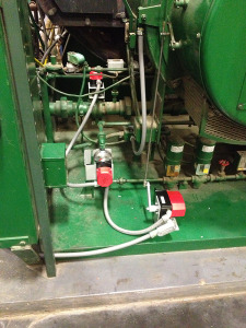 Boiler Combustion Controls Upgrades